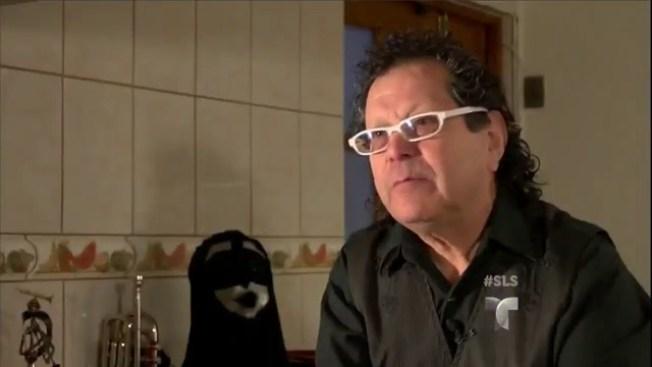 "Triste salida del ""Chacal de la trompeta"""