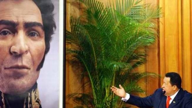 ¿Sufre Chávez la maldición de Bolívar?