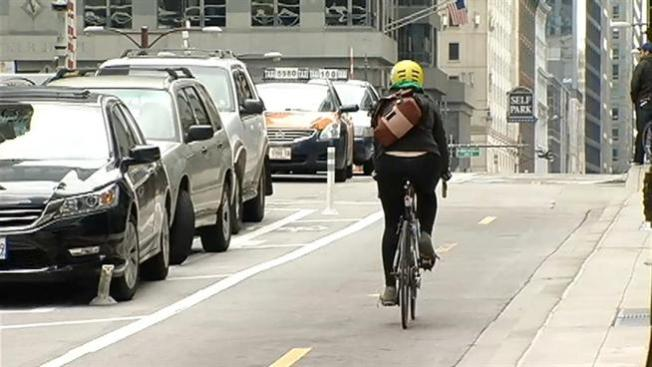 Bicicletas compartidas en Chicago