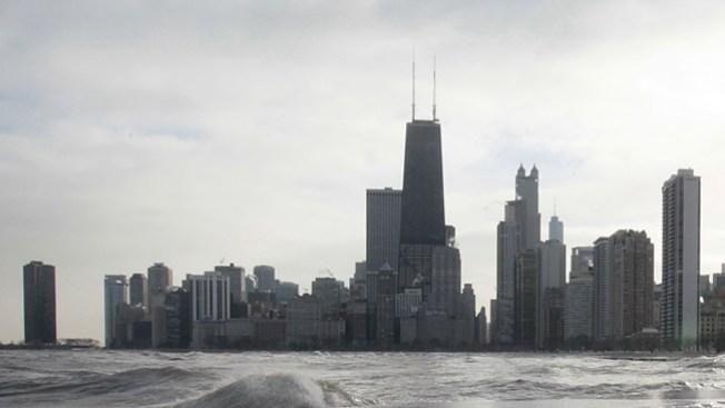 El 9no invierno menos frío de Chicago