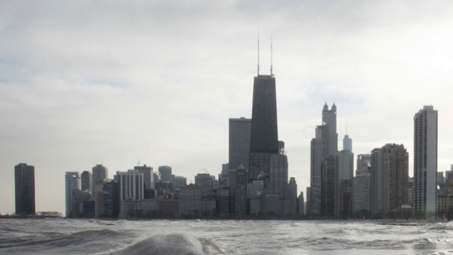 Chicago aún podría ver copos de nieve
