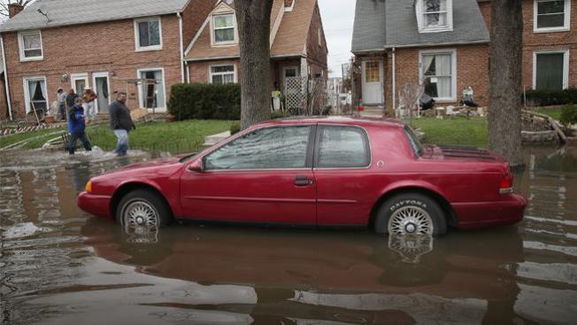 En Chicago llueve sobre inundado