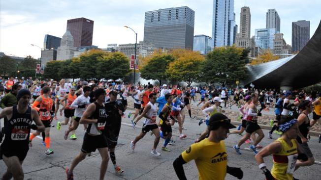 Sufre infarto durante maratón