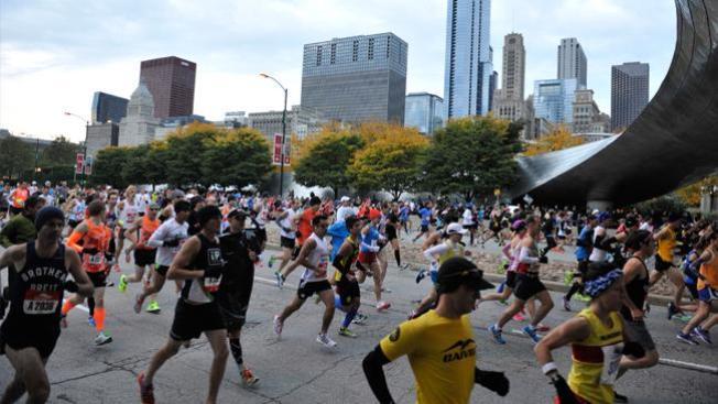 Sortean inscripciones para correr en el Maratón de Chicago