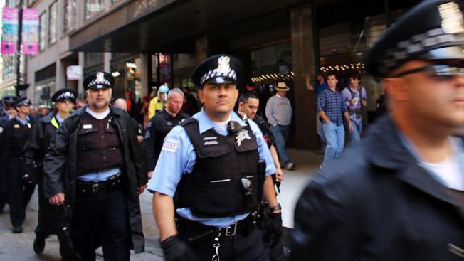 White Sox invita a la Policía de Chicago