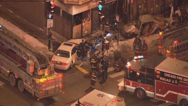 Un muerto y 7 heridos en Logan Square