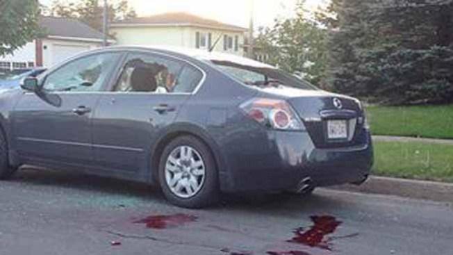 Cae el tirador de tres agentes en Canadá