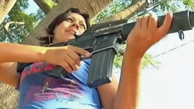Michoacán: la comandanta bonita