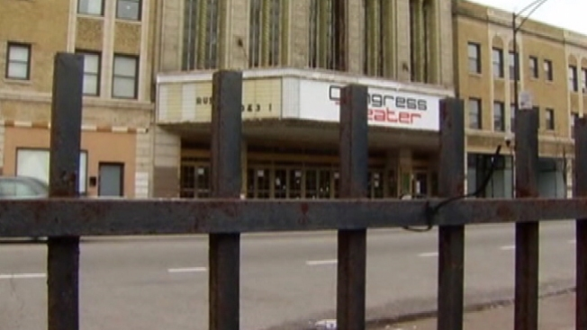 """Arrestados en caso de violación cerca de """"Congress Theater"""""""