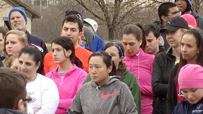 Corren en honor a víctimas de Boston