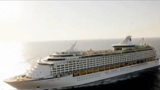 Investigan crucero con 300 enfermos