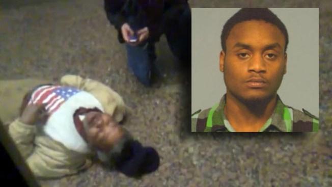 Adolescente acusado por golpear anciano en estación de CTA
