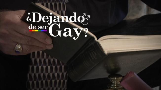 ¿Dejando de ser gay? - 1ra. parte