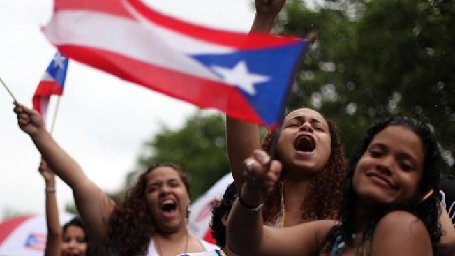 Desfile Puertorriqueño en Chicago