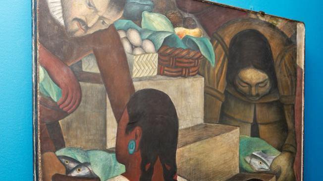 Google rinde homenaje a Diego Rivera en su logo