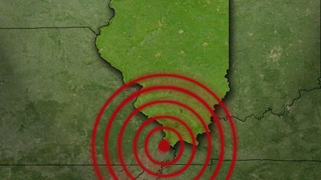 Se sacude la tierra en Illinois