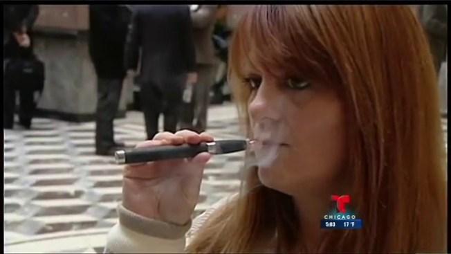 Regularán venta de cigarrillos electrónicos
