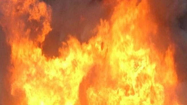 Incendio sospechoso resultó ser un asesinato-suicidio