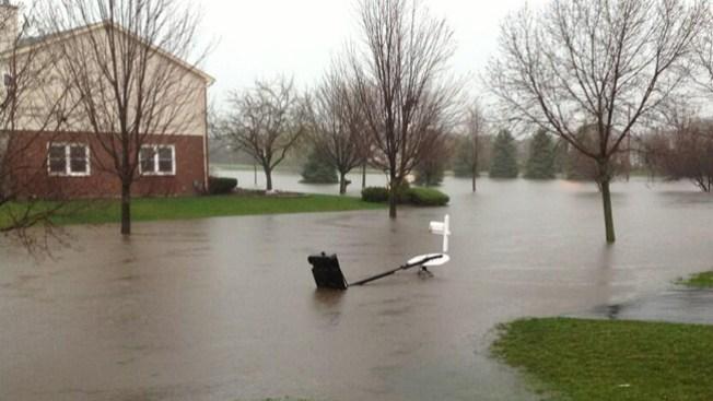 Comparte tus fotos de la tormenta