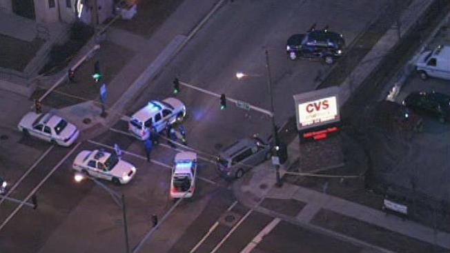 Cierren calles tras sospechoso choque