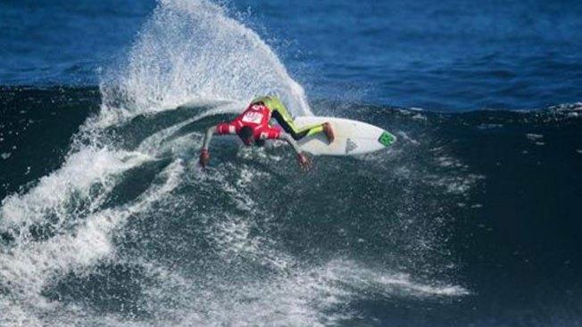 Venezuela tiene al mejor surfista latino