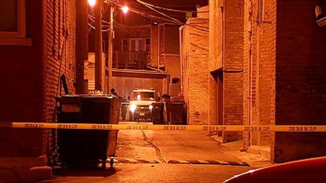 Tres baleados al intentar detener robo de auto