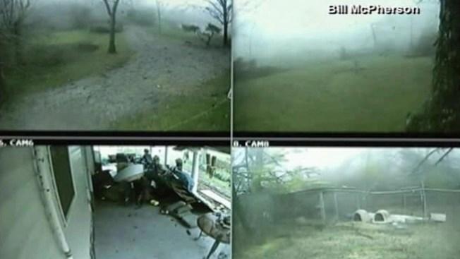 Video muestra la furia de un tornado