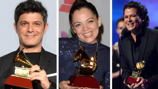 Lo mejor de los Latin Grammy 2013