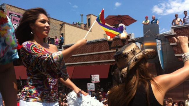 Desfile de Orgullo Gay 2012