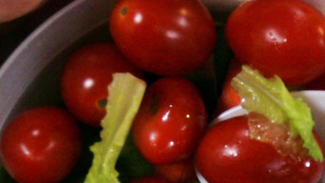 Retiran tomates miniatura del mercado