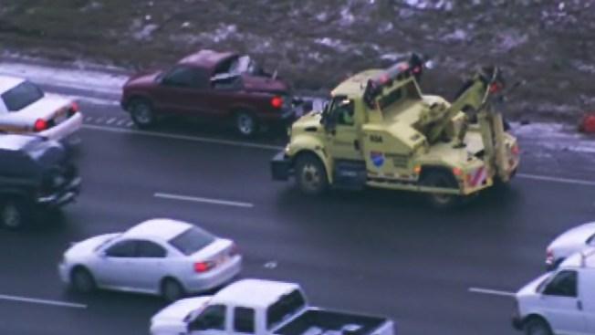 Primera nevada causa 3 accidentes mortales