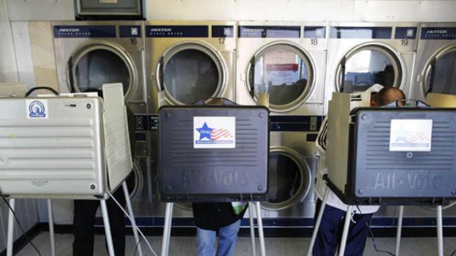 Los votantes acuden hoy a las urnas