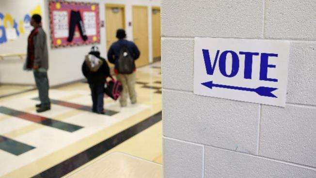 Localidades de votación temprana