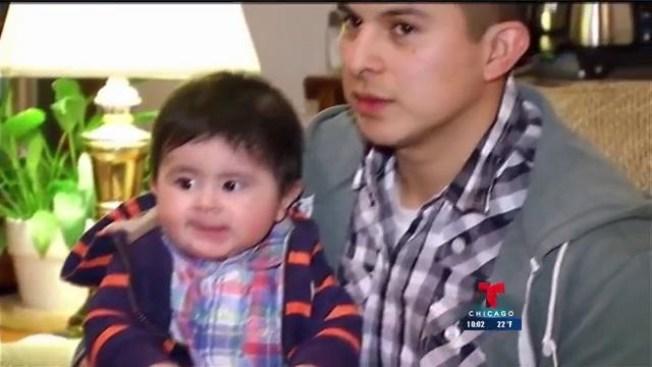 Padre de familia no es deportado