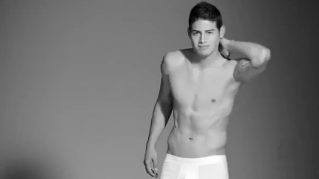 James Rodríguez corona revista People