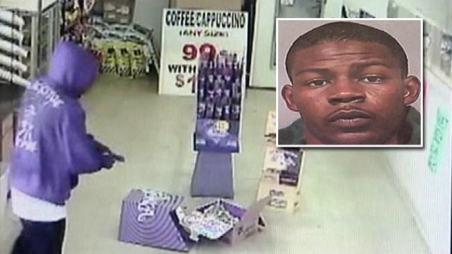 Presunto asesino arrestado