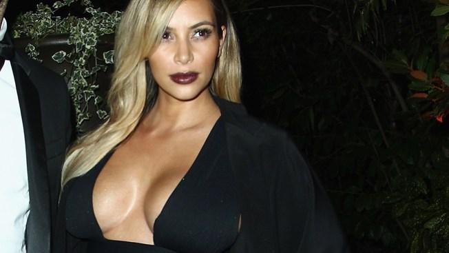 Kim Kardashian se está quedando calva