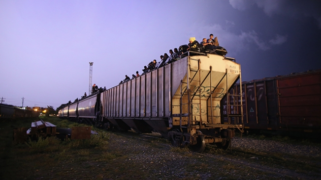 """La Bestia"", el tren de la muerte"