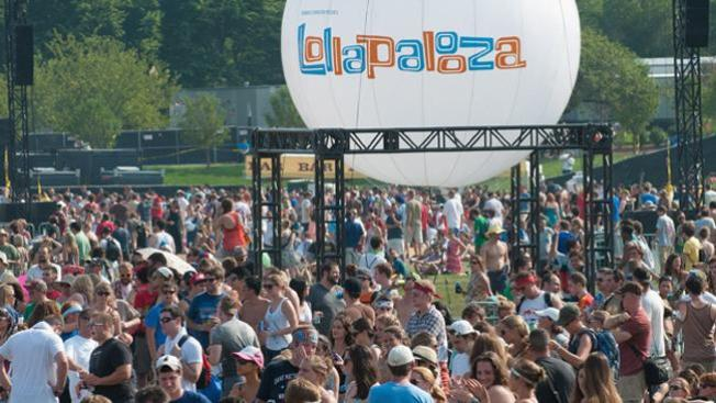 Preventa para Lollapalooza