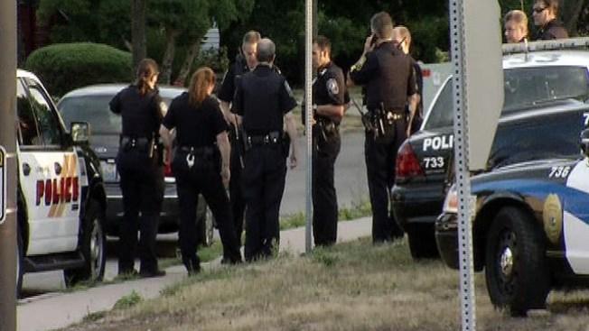 Persecución policial en Lombard