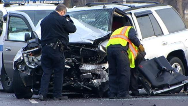 Accidente mortal en Lake Shore Drive