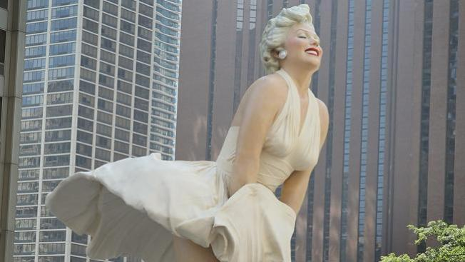 Esta noche se va Marilyn