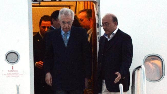 Primer Ministro italiano deja cumbre por terremoto
