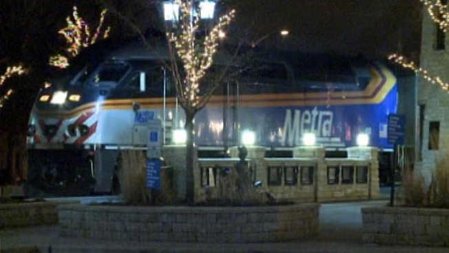 Un hombre fue arrollado por un tren de Metra