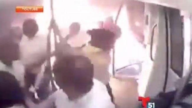 El vagón de metro que vio el infierno