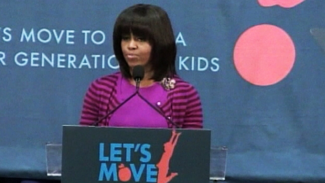 "Michelle Obama ""mueve"" a Chicago"