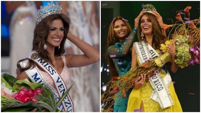 Puerto Rico elige rival de Miss Venezuela