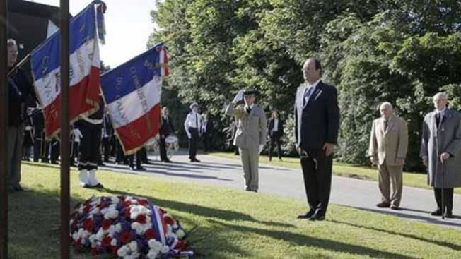 70 años del Desembarco de Normandía