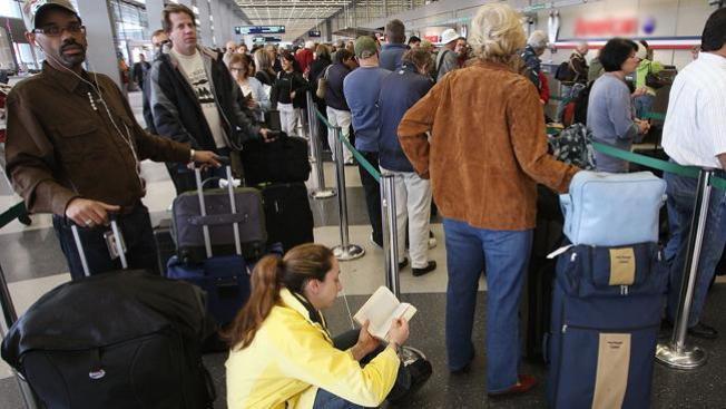 Aeropuerto ofrece entrega de comida gratis