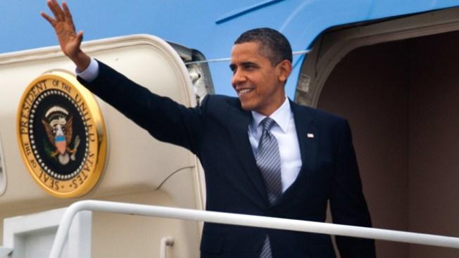 Obama en Chicago